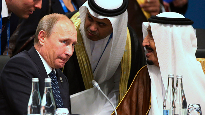 ​No Saudi-Russian talks to bump up oil price in return for disowning Assad – Moscow