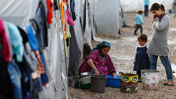 UK offers just 90 places for Syrian refugees! Abject failure says Amnesty