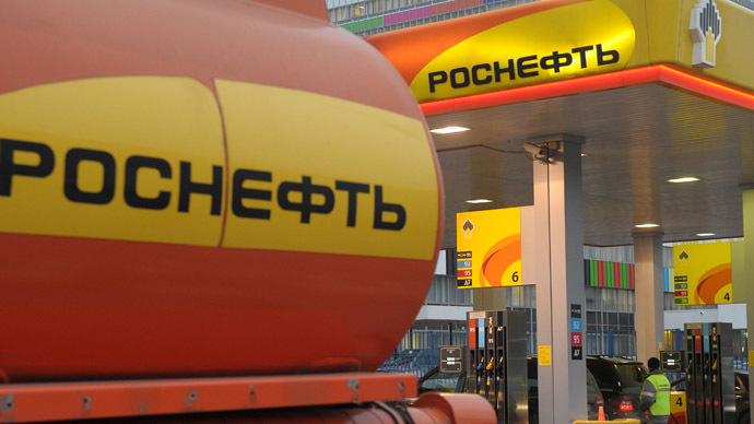 Rosneft's currency volatility accounting trick