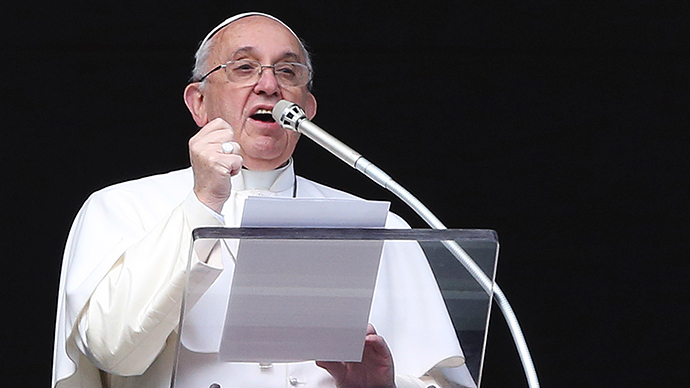 ​Pope: Stop fratricide violence in Ukraine, stop pushing for 'victory'