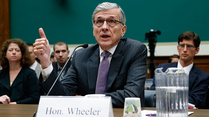 ​FCC chairman proposes 'strongest open internet protections ever'