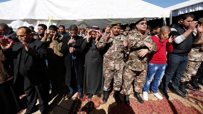 'Crucify them!' Muslim leaders condemn ISIS execution of Jordanian pilot
