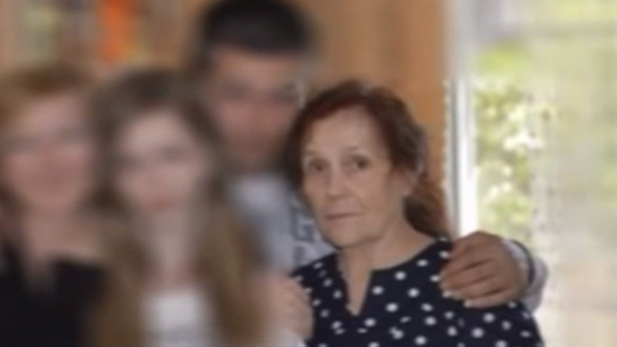 Rauza Galimova (Screenshot from youtube.com video)