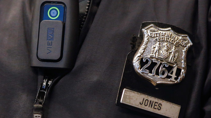 Cleveland police begin using body cameras