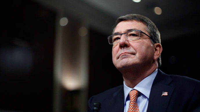 US defense sec. nominee 'inclined' to arm Ukraine, defends ISIS strategy