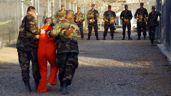 'Bathtub reminds me of waterboarding': Ex-detainees recount US torture 15yrs after Iraq invasion