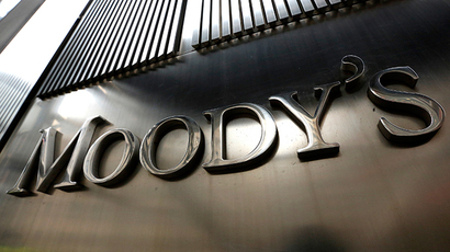 Moody's cuts Russia's Structured Finance collateral outlook on low oil price, weak ruble