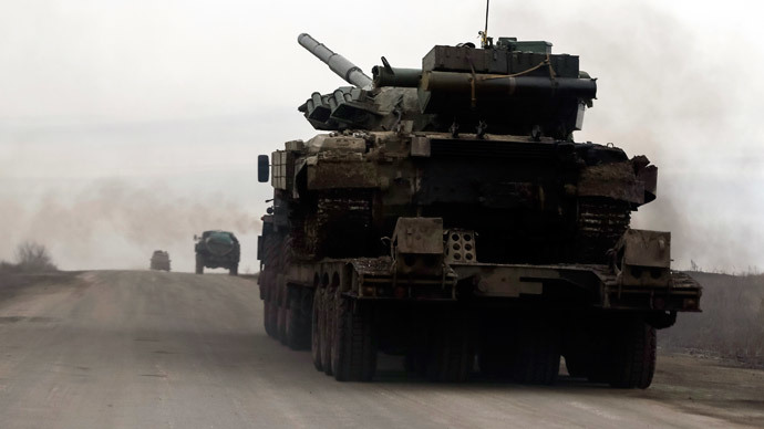 Europe reticent about supplying Ukraine with weapons & money