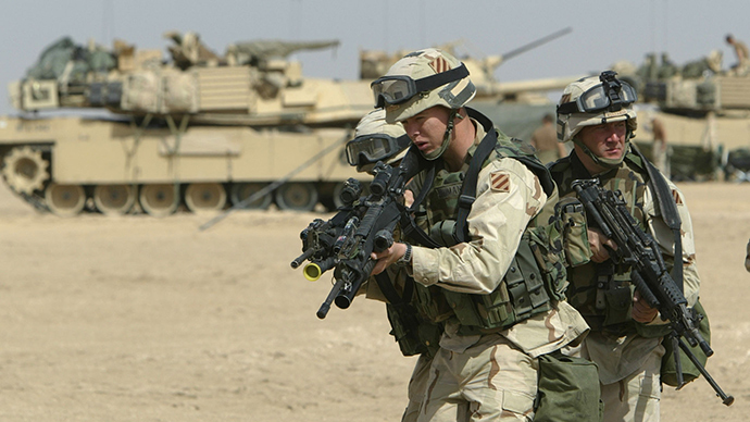 US explosive weapons used 'disproportionately' in Iraq compared to British Army – study