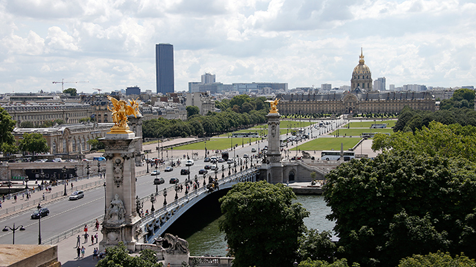 Paris tightens regulations for filming actions scenes in wake of terrorist attacks