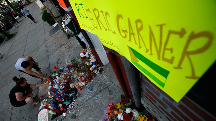 Judge mulls whether to release grand jury docs from Garner case