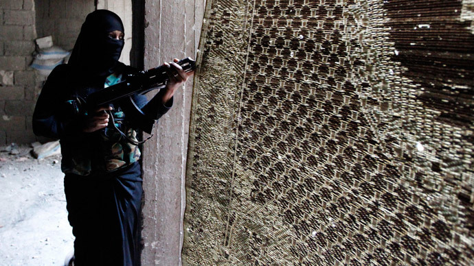 'Marry at 9, stay home': Women jihadists issue guide to life under ISIS