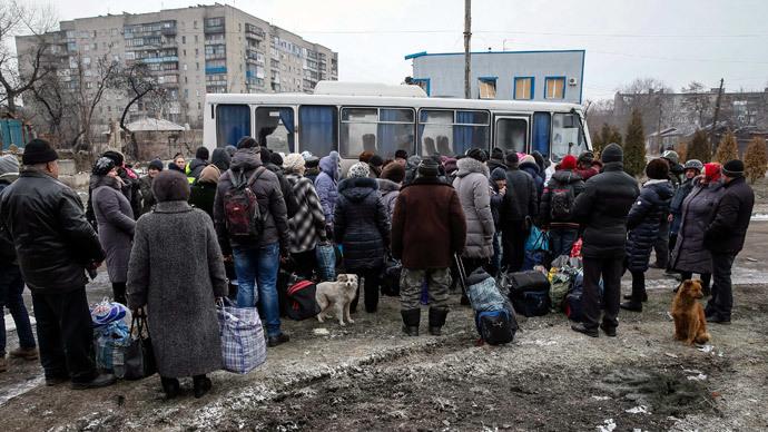 Kiev agrees to create humanitarian corridor for Debaltsevo civilians – militia