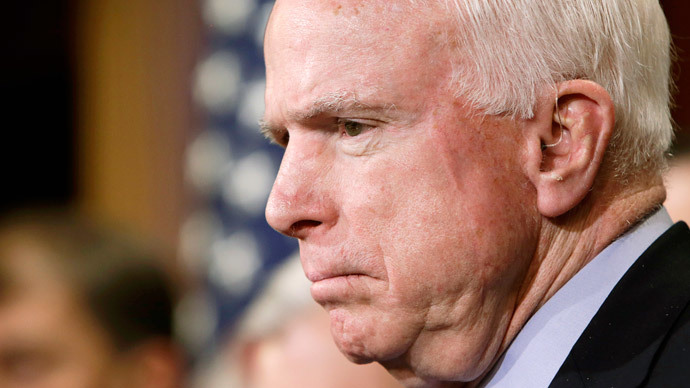 US partly to blame for Ukraine's use of cluster bombs – McCain