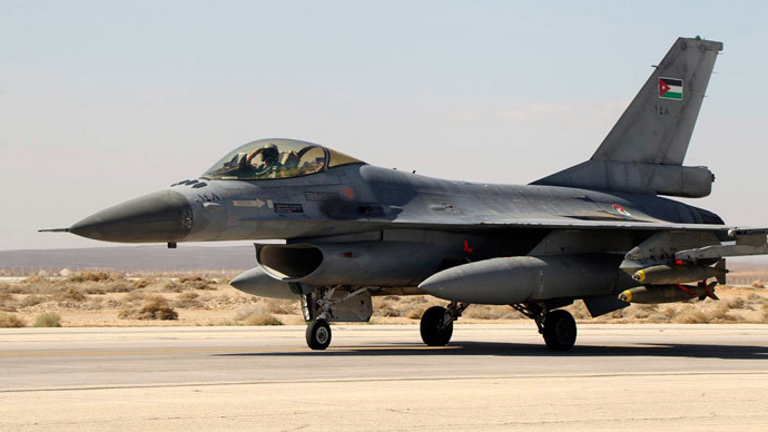 'Just the beginning': Jordan sends dozens of fighter jets to strike ISIS in Syria