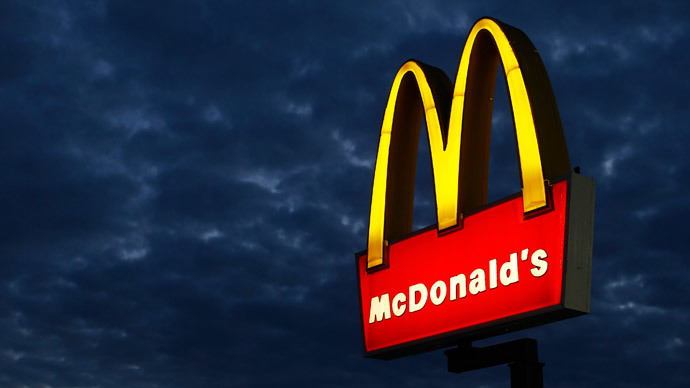 Hoppy meal: Woman tossed out of McDonald's after taking 'therapy' kangaroo to lunch