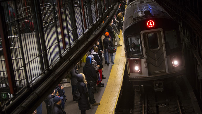 PathoMap: NY subway shelters bubonic plague, anthrax, 600+ unknown organisms