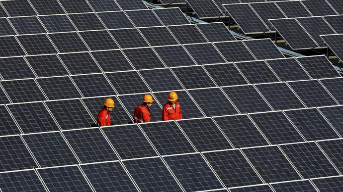 'Historic opportunity': Renewables start competing with fossil fuels