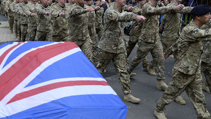 More Muslims needed in British Army, urges military chief