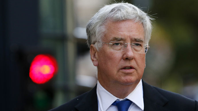 Sending weapons to Ukraine would escalate violence – UK Defence Secretary