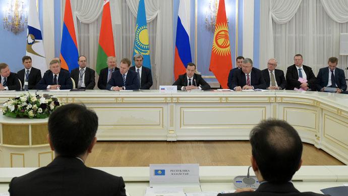 Energy alliance priority of Eurasian Economic Union – Medvedev