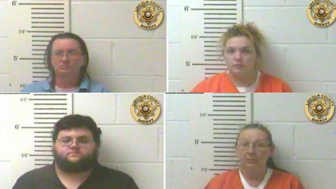 Family kidnaps 'too nice' child at gunpoint to teach 'stranger danger'
