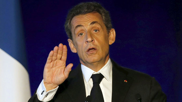 Sarkozy: Crimea cannot be blamed for joining Russia
