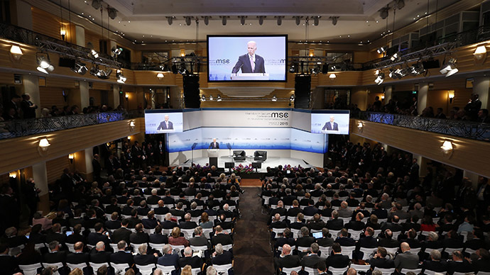 Munich conference: Russia 'hate fest' or split between Western allies?