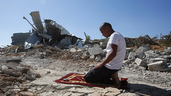 500 rabbis urge Israel to stop demolition of Palestinian homes