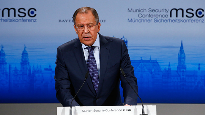 Lavrov: Russia ready to restore NATO contacts as soon as bloc is