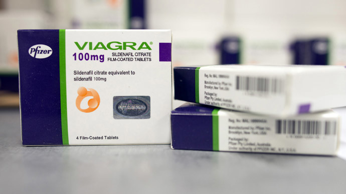 ​Pentagon dropped over $500,000 on Viagra last year