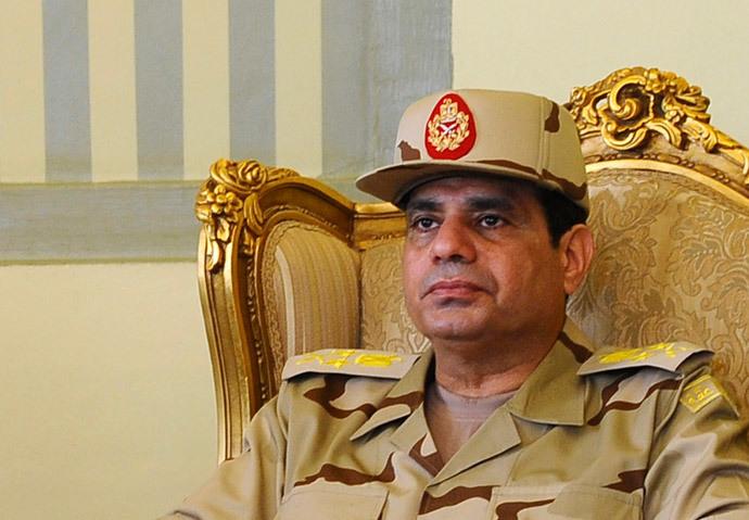 Abdel Fattah al-Sisi (Reuters / Stringer)