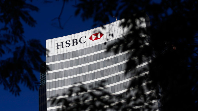 HSBC exposed in tax evasion data leak