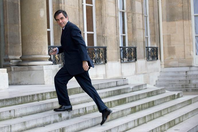 Francois Fillon (Reuters / Philippe Wojazer)