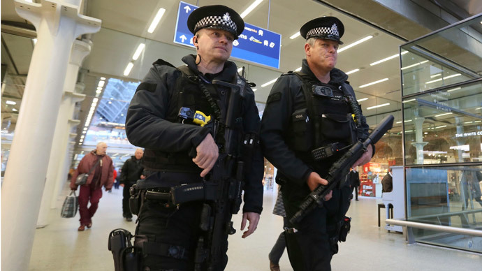 1 terror suspect arrested every day, says UK police commissioner