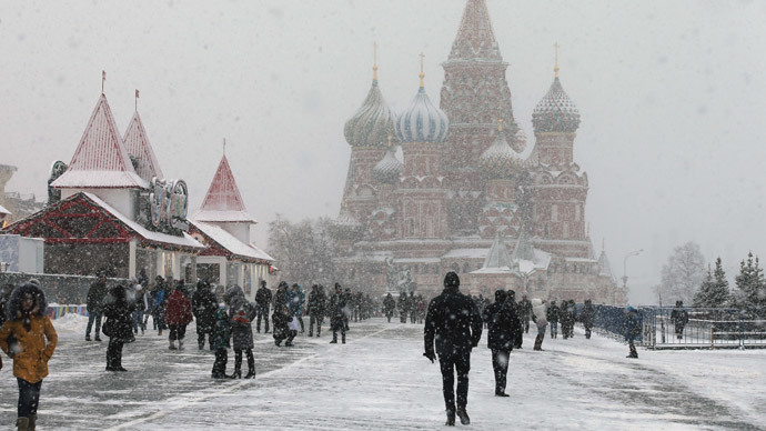 Anti-West sentiment in Russia hits all-time high