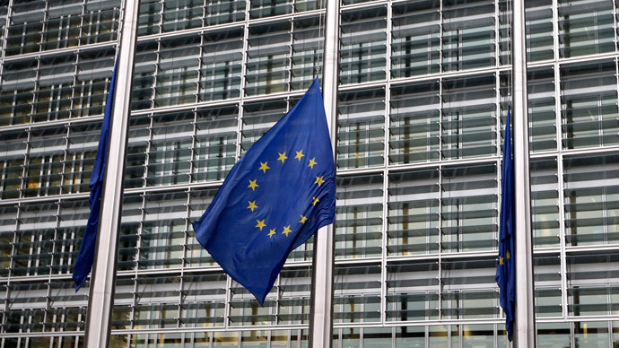 EU widens sanctions against Moscow and Ukraine rebels, implementation delayed