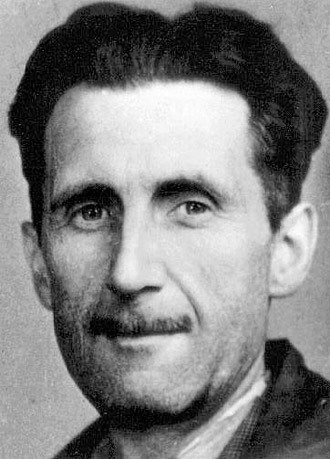 George Orwell (image from wikipedia.org)