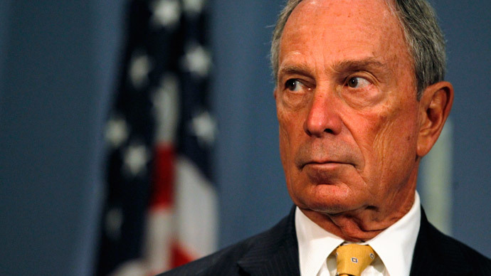 Take guns away from minority males - former NYC Mayor Bloomberg