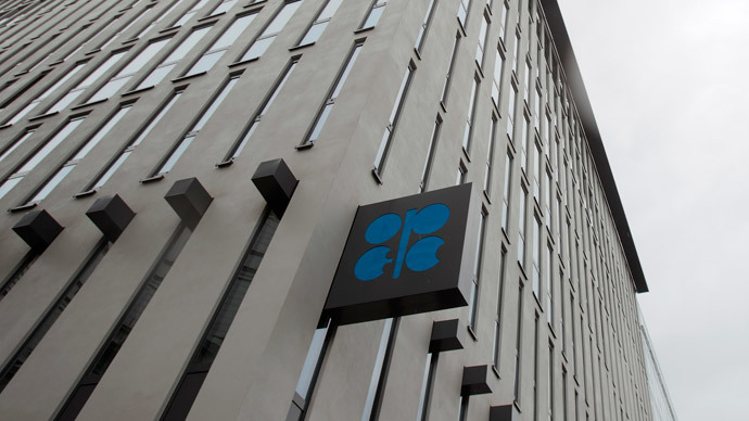 OPEC predicts demand rise for its crude, cuts forecast for rivals