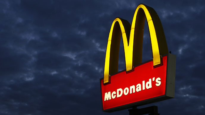 ​McDonald's January sales fall 1.8% due to Asian food safety scare