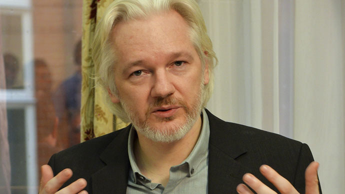 Guarding Assange is 'sucking police resources' - Met chief