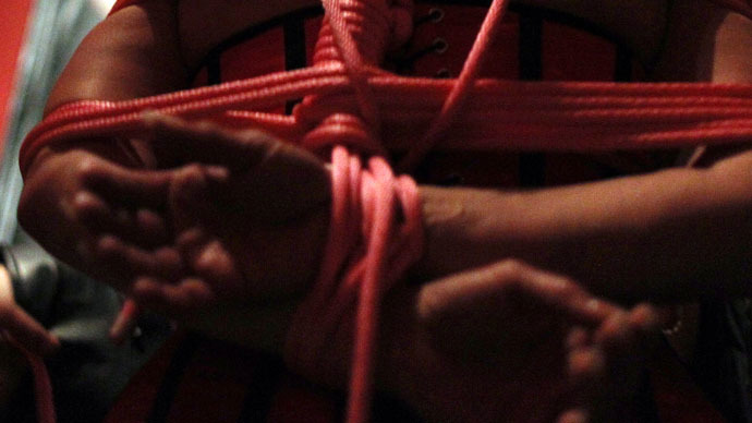 Fifty Shades of… DIY: B&Q to stock more kinky restraints for 'mummy porn' film release