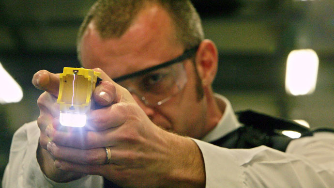 'Give all officers Tasers to combat terror threat' – UK Police Federation