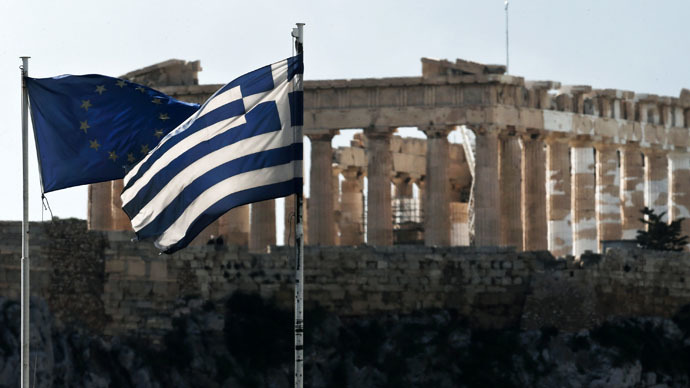 ​'Bankrupt but free': Greeks stage nationwide anti-austerity rallies