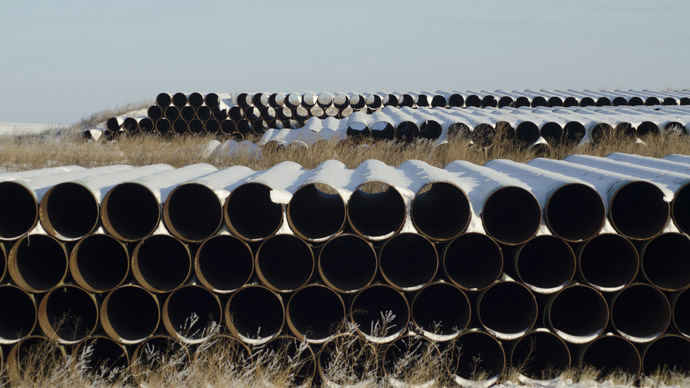 House approves Keystone XL pipeline despite veto threat