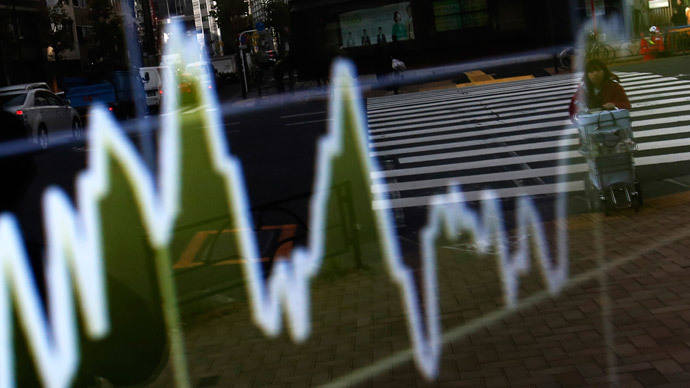 Russian stock market rallies on Ukraine ceasefire announcement