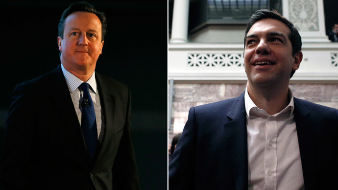 ​Debt standoff: David Cameron to hold talks with Greek PM Alexis Tsipras in Brussels