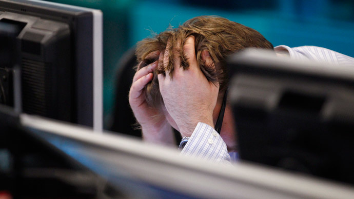 'Extremely damaging' work stress causes Brits to drink, smoke and be lazy