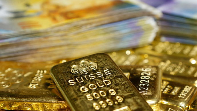 ​Central banks' gold purchases close to 50yr high – research